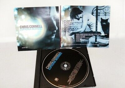 Chris Cornell - Euphoria Morning -  Promo Only CD (INT3P-6656)