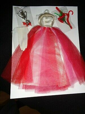 Vintage Barbie Doll Campus Sweetheart Outfit Complete