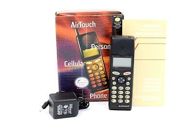 Airtouch Audiovox Personal Cellular Handheld Portable Phone MVX-440AT w/ Box