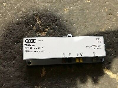 Audi A4 B6/B7 Antenna Amplifier Genuine 8E9035225P