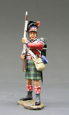 King and Country NA049 STANDING READY Scottish infantry (RETIRED)