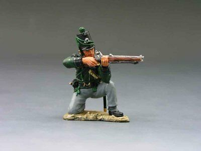 King and Country NA072 KING'S GERMAN LEGION-KNEELING FIRING (RETIRED)