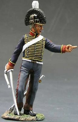 King & Country The age of napoleon na099 GUNNER CORPORAL WITH SWORD