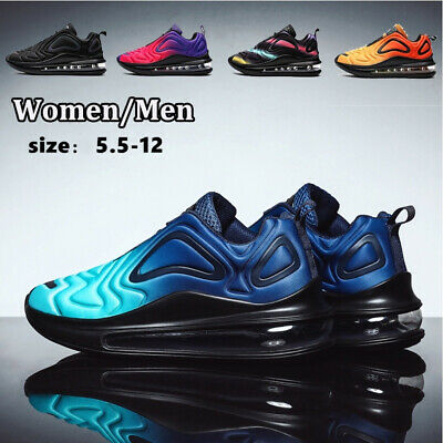Men's Air 720 Cushion Sports Athletic Sneakers Outdoor Casual Running Shoes Gym