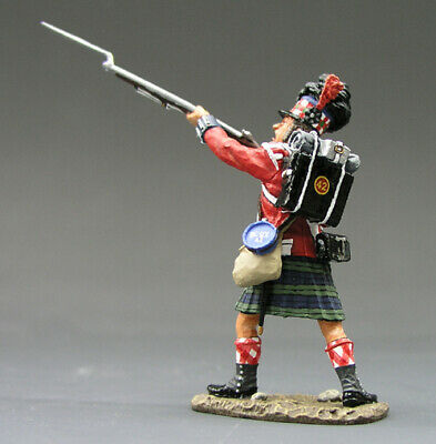 King & Country NA054 LUNGING WITH BAYONET  Scottish infantry (RETIRED)