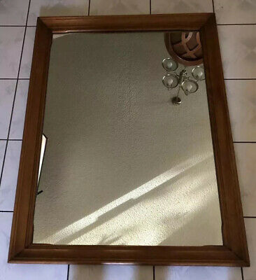 Genuine Cushman Colonial Creations Large Mirror -Antique 1950'circa