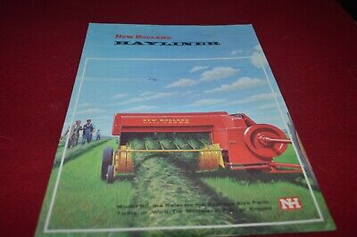 New Holland 68 Hayliner Baler Dealer's Brochure AMIL15