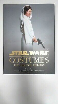 Star Wars Costumes The Original Trilogy  Book Illustrations