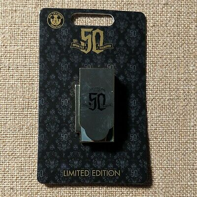 Brother Claude Fold-Out Pin 2019 Disney Haunted Mansion 50th Anniversary LE 1500