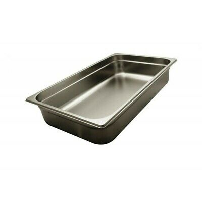 Pan Gastronorm Containers Stainless Steel Gn 1/1 Height 10 CM