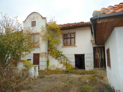 Bulgarian Bulgaria  house 4 repair  96 km to Varna 2600 sqm freehold land cheap