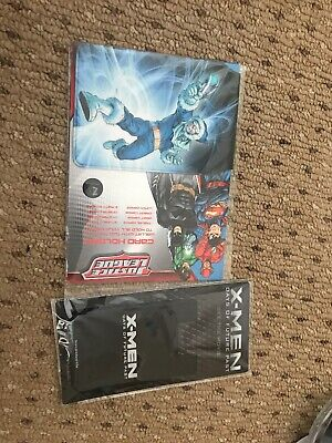 Justice league And xmen Card Holders