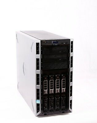 Dell PowerEdge T320 server with 4x 3TB SAS HDD
