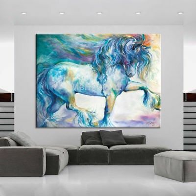 LMOP09 charming 100/% hand-painted modern elephant oil painting art on canvas