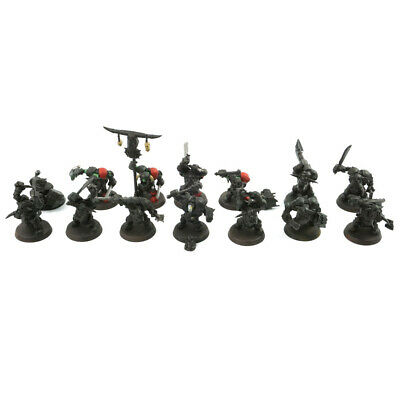 Age of Sigmar Ironjawz 'Ardboys Lot x15 Ardboys Warhammer Fantasy Orcs & Goblins