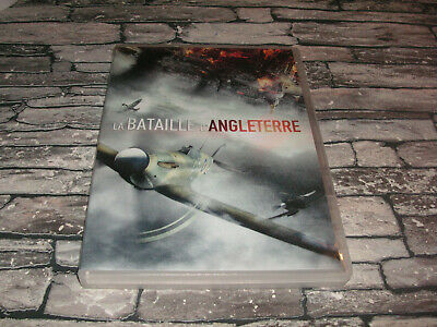 LA BATAILLE D'ANGLETERRE / michael caine laurence olivier / DVD GUERRE