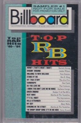 BILLBOARD HOT R&B Hits 1989 CD Sealed OOP Rhino - $29 99