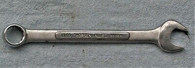 Vintage 13/16 Inch Thorsen Combo Wrench No. 2026Al--Germany--L@@K Nice