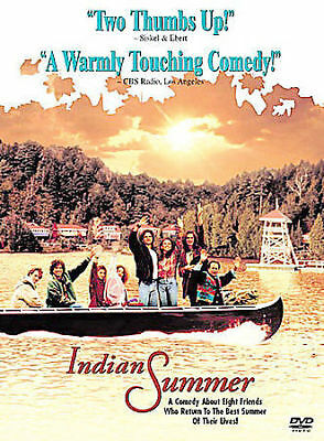 Indian Summer (DVD, 2002) - Includes Insert