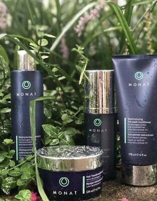 Monat Restructuring Hair Care Collection💥 New Genuine Rrp£145