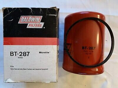 BALDWIN FILTERS BT287 Hydraulic Filter,5-1/32 x 7 In