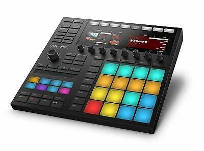 Native Instruments groove production system MASCHINE MK3 fast shipping【Used】