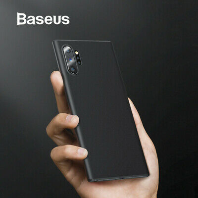 Baseus 0.4mm Ultra Thin Case for Samsung Galaxy Note 10 / Plus Slim Back Cover