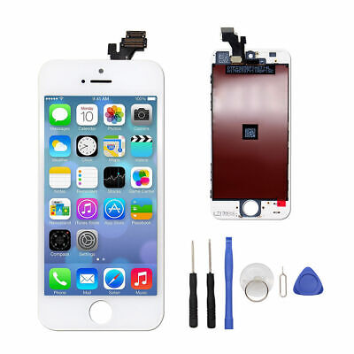 For iPhone 5 5g  Touch Screen LCD Display Assembly Digitizer Replacement Lot US