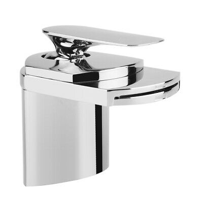 Solid Brass Cold & Warm Water Mixing Faucet Mixer Tap Bathroom Basin Accessories