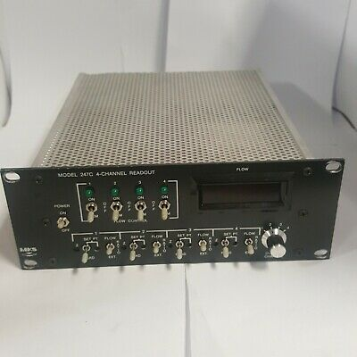 MKS Instruments - Mass Flow Controller Power / Readout - Type 247C