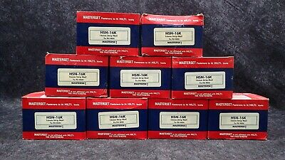 MASTERSET HSN-16K, Fasteners to fit HILTI Tools, (900) 16mm Strip Nails