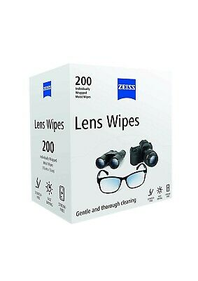 Zeiss-Lens Wipes, Pack Of 200-F&F Dispatch