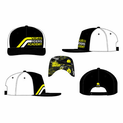 VR46 Fashionable / Latest Fashion / Casual Wear Adjustable Cap White