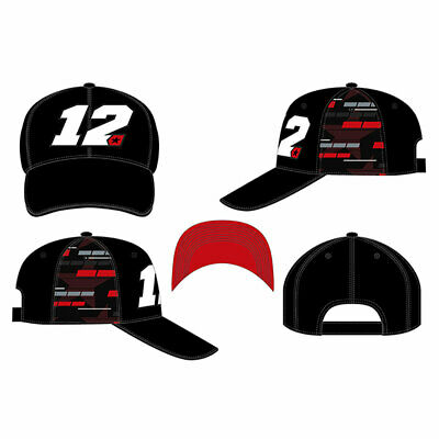 VR46 Vinales Fashionable / Latest Fashion / Casual Wear Cap Black / Red