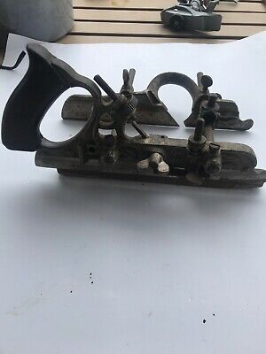 Antique Stanley 45 Wood Plane Woodworking Tool Parts