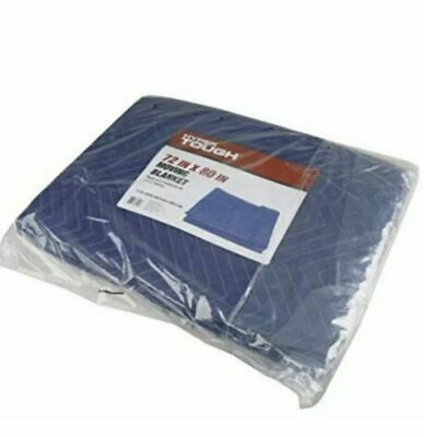 "Hyper Tough 72""x80"" Moving Blanket For Protection And Insulation Of Valuables"