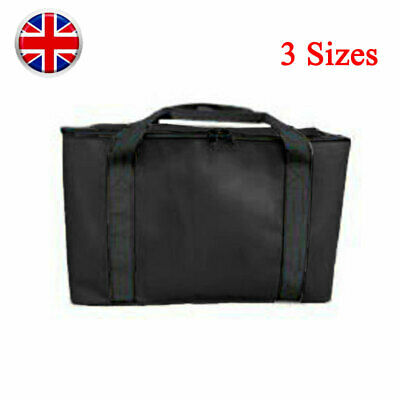 UK! Hot Food Pizza Takeaway Restaurant Delivery Bag Thermal Insulated 3 Sizes