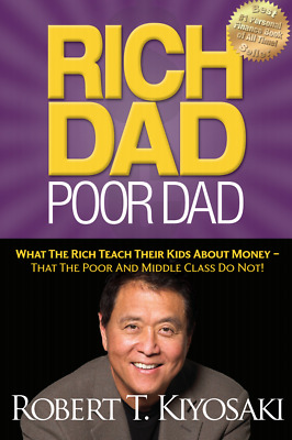 Rich Dad Poor Dad - What The Rich Teach Their Kids About Money Download