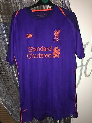 liverpool shirt 2018/19 large