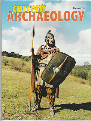CURRENT ARCHAEOLOGY Magazine April 2004