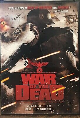 War of the Dead (DVD, 2013) NEW SEALED