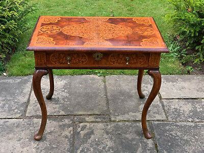 William & Mary Seaweed Marquetry table 17th/18th century