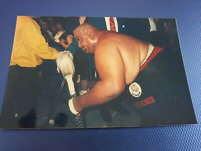 ABDULLAH THE BUTCHER Bloody Legends of Professional