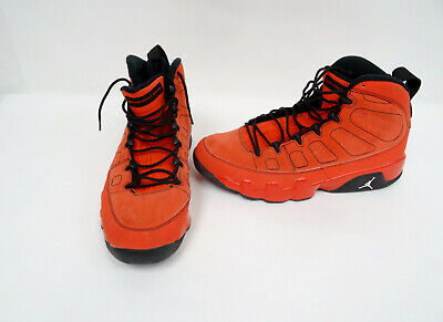 online store 6691a bab84 NIKE AIR JORDAN 9 IX Retro Red Motorboat Jones Sz 10 302370-645 P4/N2336