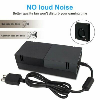 Adapter Charger Cable Mains Power Supply Brick for Microsoft XBOX ONE Console KU