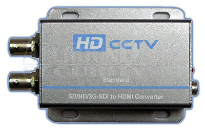 CCTV 1080P Full HD-SDI to HDMI Video Converter for Hdsdi Camera / HDMI Monitor