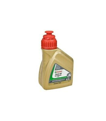0,5 lt olio forcella CASTROL forkoil synthetic sae 10w
