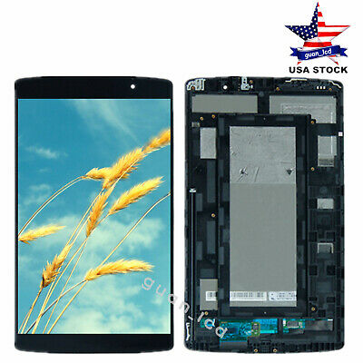 FARME US For Verizon LG VK815 VK-815 G Pad X 8.3 LTE LCD Display+Touch Screen