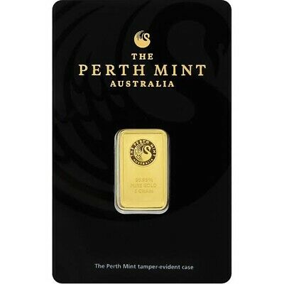 Perth Mint 5gram Bullion