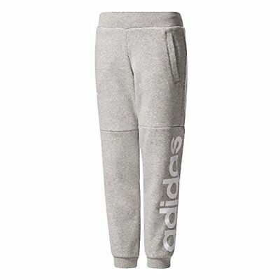 adidas Children's Lk Lin Sweat Pa Trousers - Age: 6-7 Years